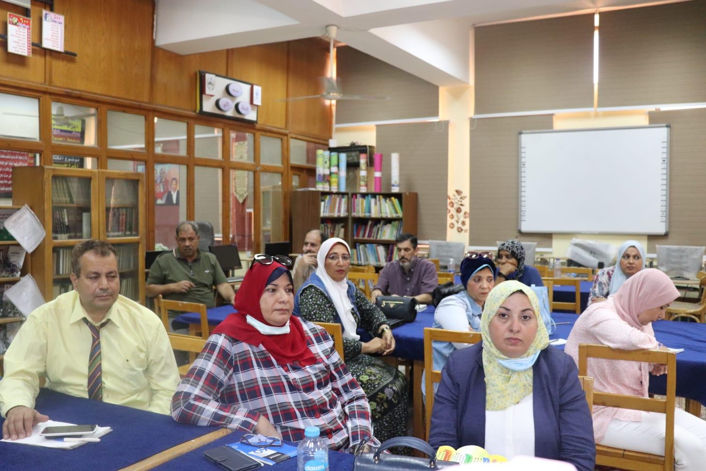 إستعدادات مديرية  التربية والتعليم بالقاهرة