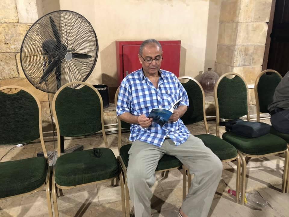 الشاعر محمد الدرديري