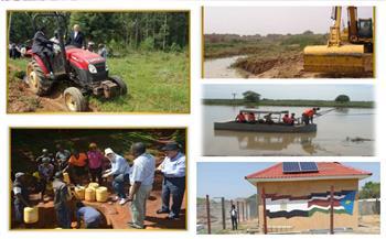 مشروعات-التعاون-بين-مصر-ودول-حوض-النيل- -صور