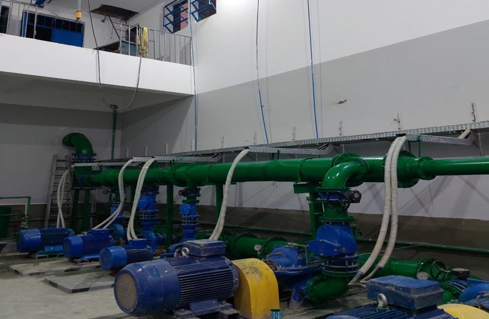إحلال وتجديد في محطة مياه توسعات جرجا بسوهاج| صور