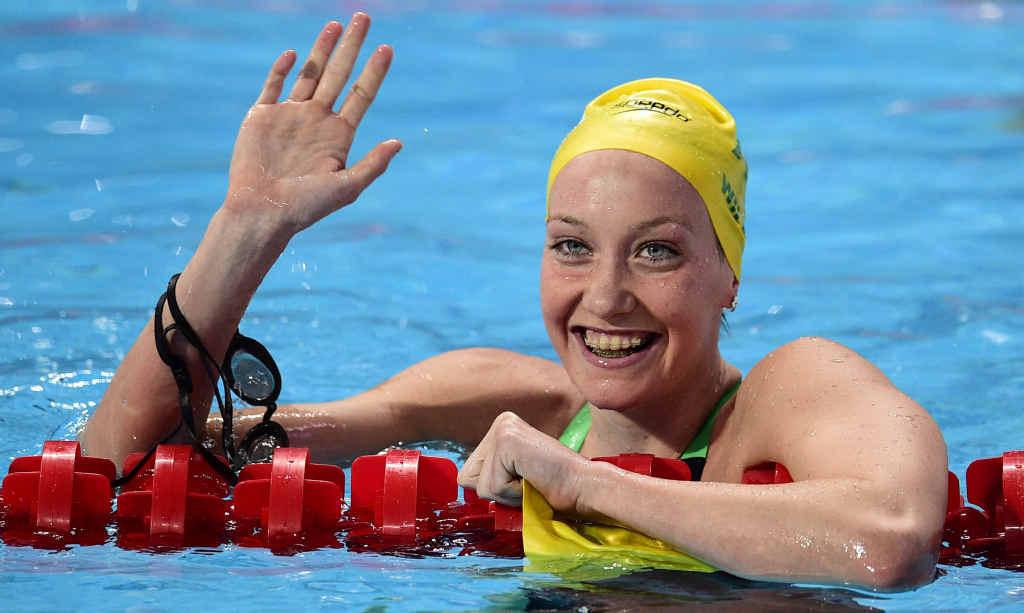 نقل البطلة الأولمبية الأسترالية ويلسون إلى مستشفى في إيطاليا بسبب فيروس كورونا
