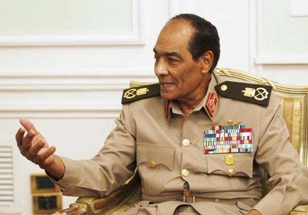 كبير الياوران ورئيس الوزراء وأعضاء الحكومة وقادة القوات المسلحة يتقدمون عزاء المشير طنطاوي