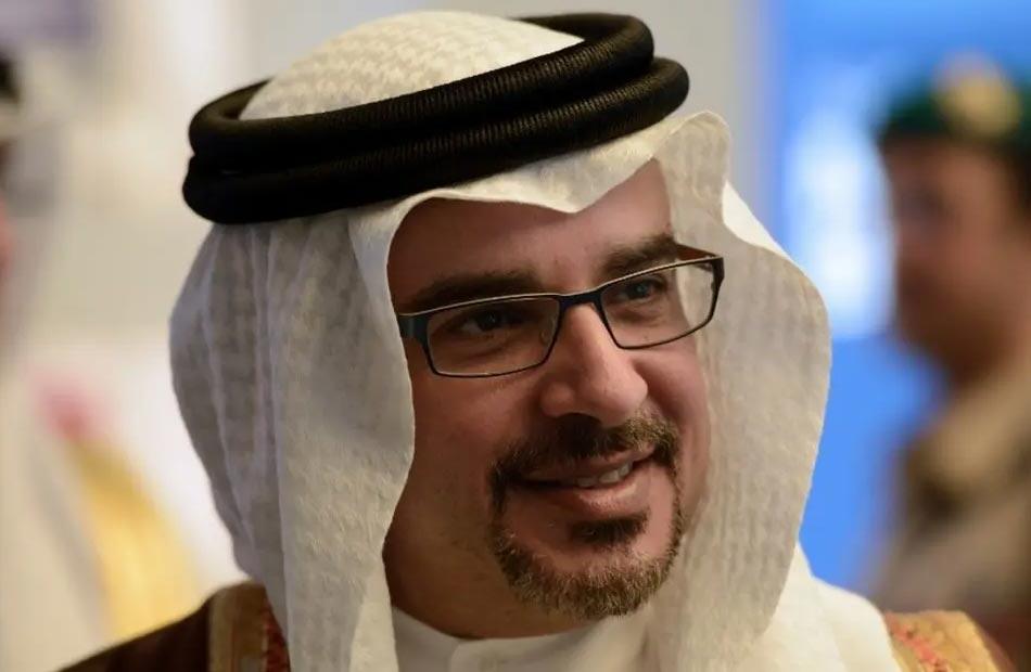 ولي العهد البحريني يعزي الرئيس السيسي في وفاة المشير محمد طنطاوي