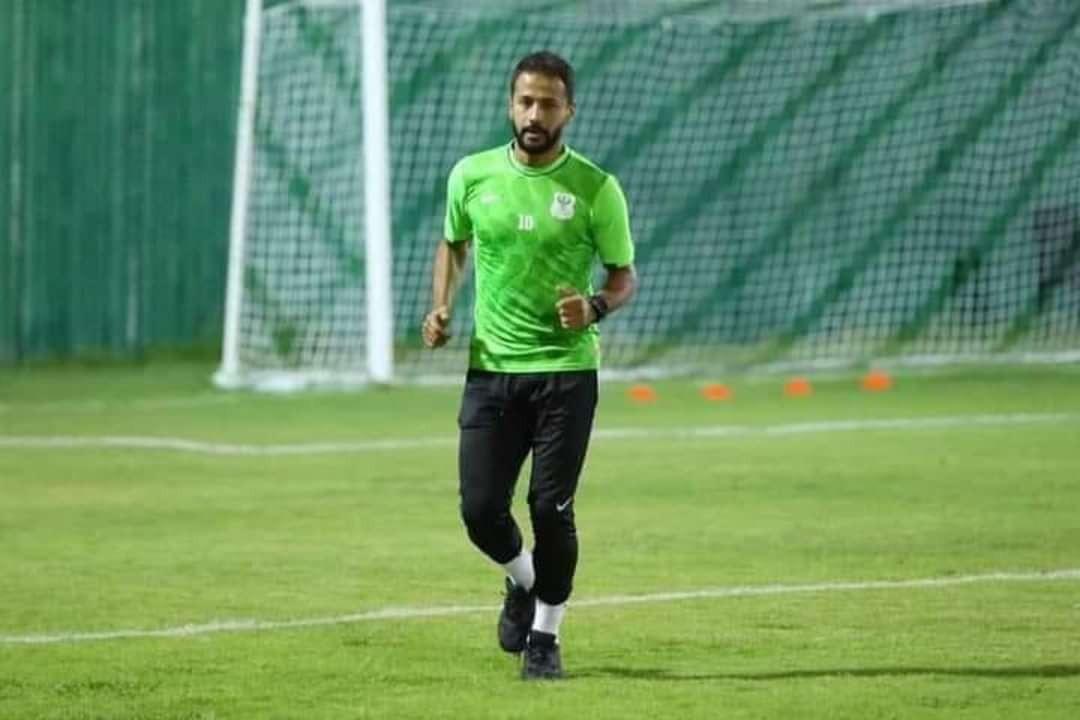أحمد رفعت يغادر معسكر المصرى