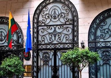 سفارة ليتوانيا بالقاهرة تنعي المشير طنطاوي ;خدم بلاده بوفاء وكان قائدًا عظيمًا;