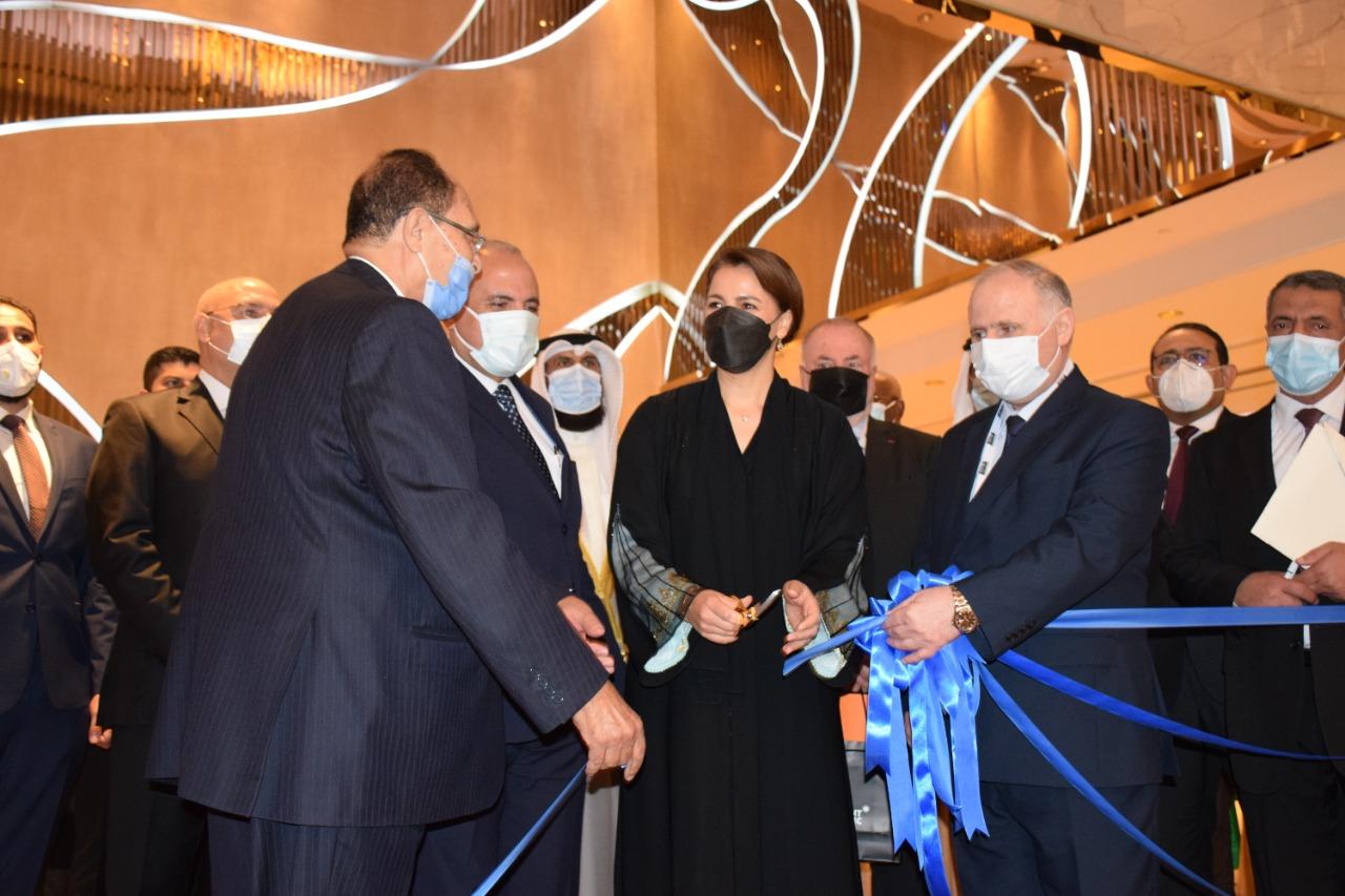 جانب من المنتدى العربي للمياه