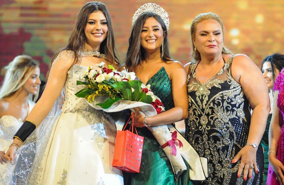 نادين الجيار ملكة جمال مصر