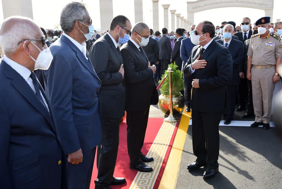 جنازة المشير محمد حسين طنطاوی