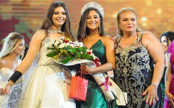 نادين-الجيار-ملكة-جمال-مصر--وحبيبة-عثمان-ملكة-جمال-المراهقات