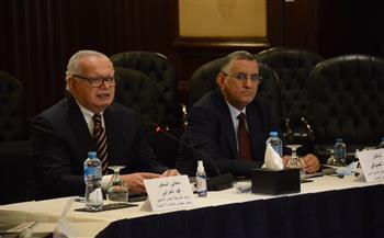انطلاق-مؤتمر-فرص-السلام-بالمنطقة-لبناء-وتوطيد-العلاقات-العربية-والإفريقية-|صور