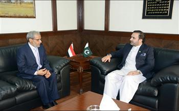 اليمن-وباكستان-يبحثان-تعزيز-التعاون-البرلماني