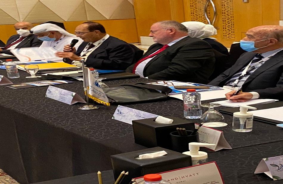 رئيس المجلس العالمي للمياه الأمن المائي العربي في خطر ولابد من البحث عن مصادر بديلة