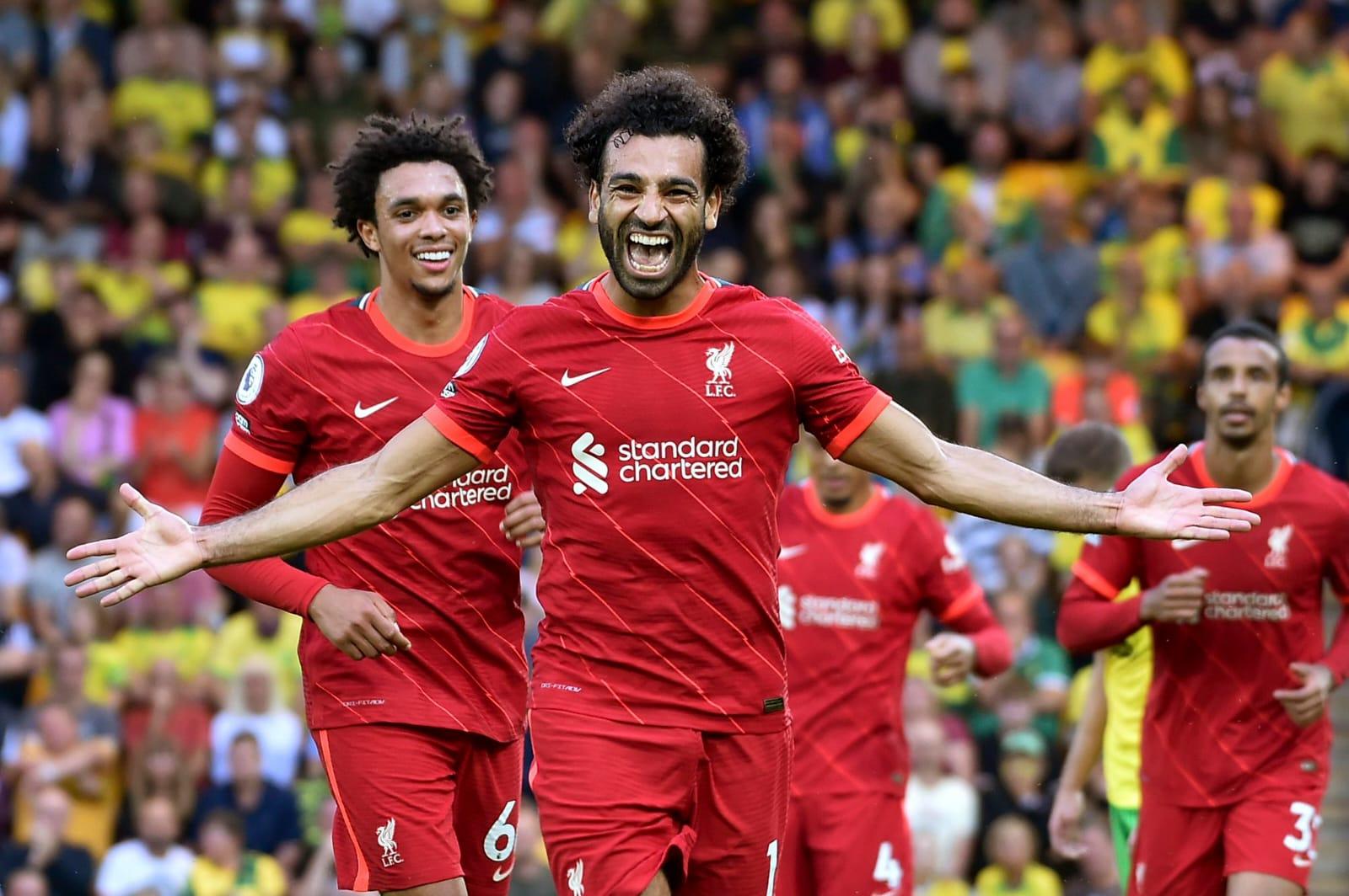 محمد صلاح يقود تشكيل ليفربول أمام برينتفورد في الدوري الإنجليزي