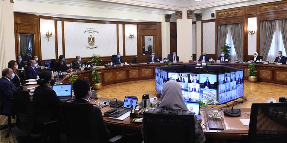 الموافقة على قرارات لجنة إنهاء المنازعات الحكومية لـ منازعة