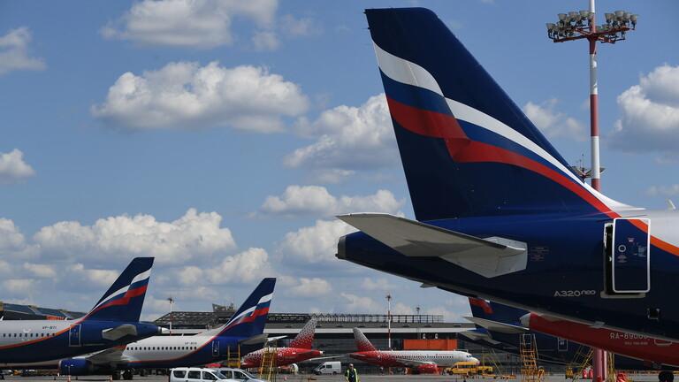 روسيا تستأنف حركة الطيران مع  دول