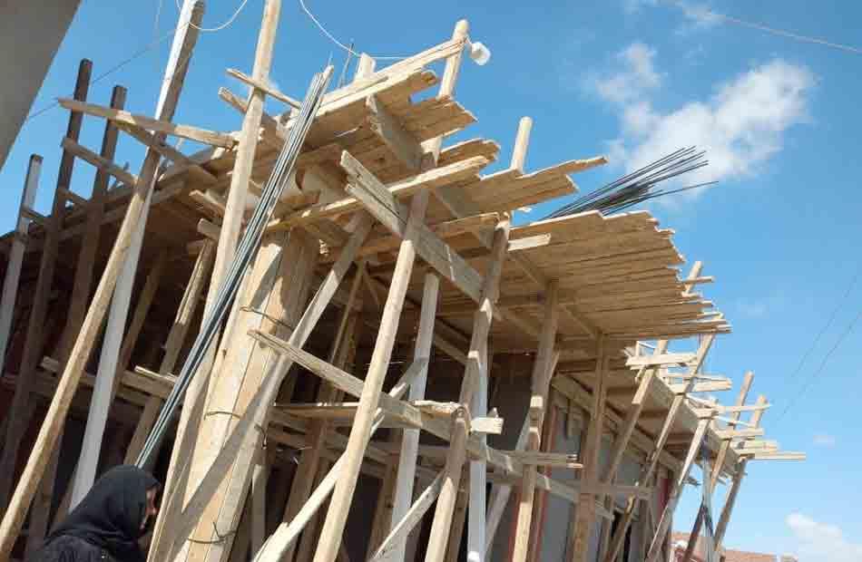 حملة للتصدي لمخالفات البناء في حي المعادي