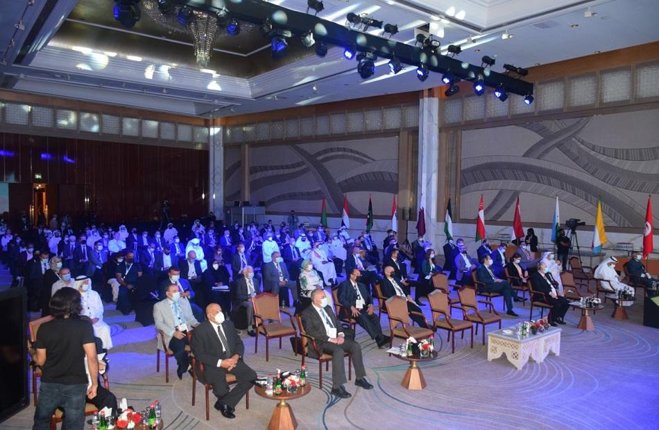 فعاليات المنتدى العربي الخامس للمياه