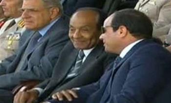 مهاب-مميش-المشير-طنطاوي-كان-يعشق-تراب-مصر-ولم-يظلم-أحدًا- -فيديو