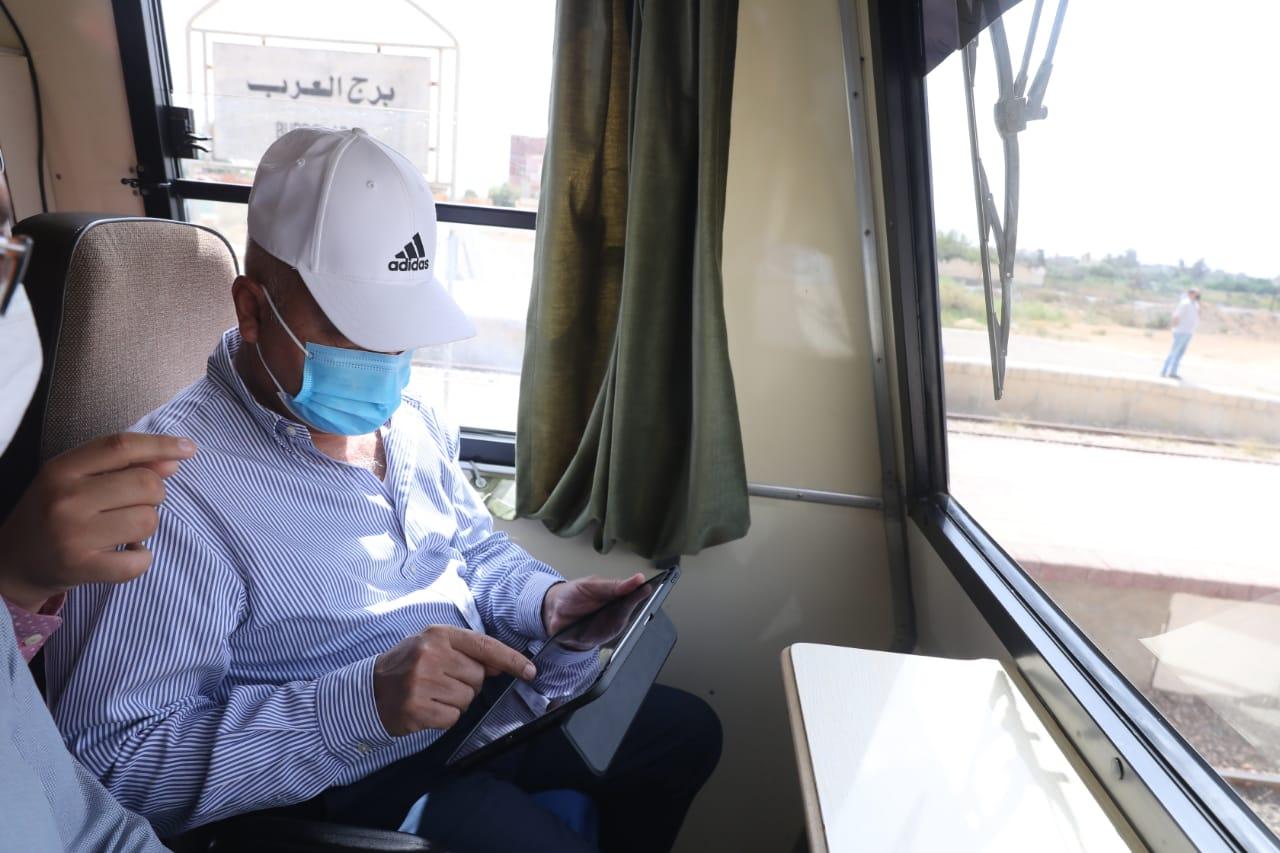 وزير النقل منظومة القطار الكهربائي السريع ستغطي كافة أنحاء الجمهورية وستربط المدن الجديدة
