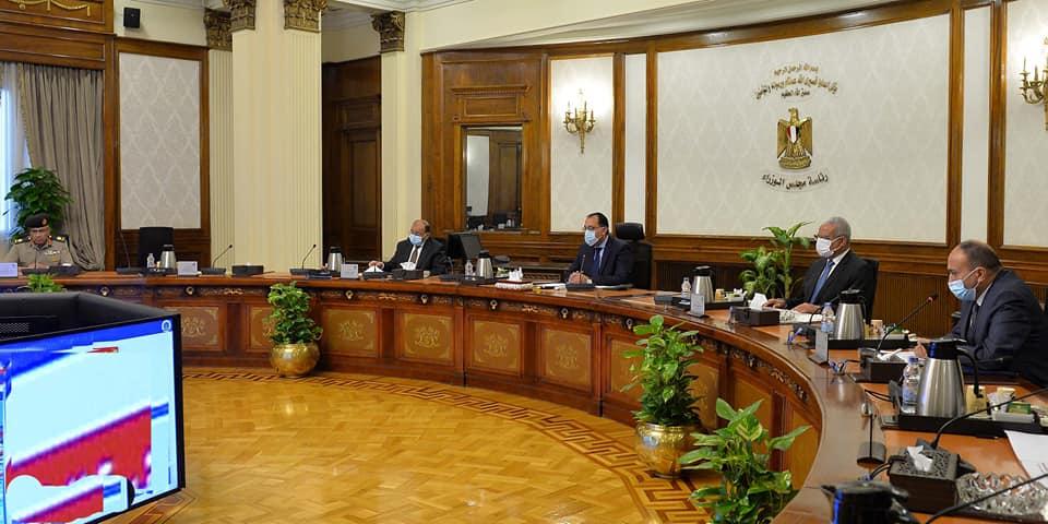 مدبولي الرئيس السيسي يتابع عن كثب مستجدات الموقف التنفيذي لأعمال الشبكة الوطنية للطوارئ والسلامة العامة
