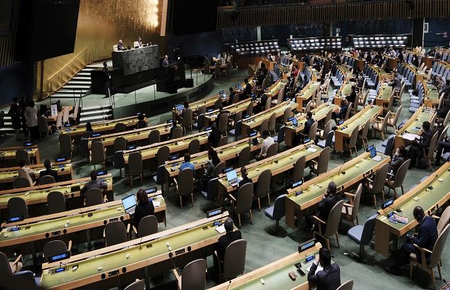 الجمعية العامة للأمم المتحدة تنهي مناقشاتها العامة دون مشاركة أفغانستان وميانمار
