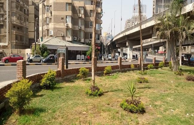 حملة لتطوير ميدان لبنان وشارع دمشق ضمن الخطة الاستثمارية للعام المالي  صور