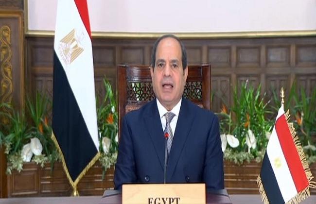 الرئيس السيسي مصر باتت إحدى أكبر الدول تنفيذا لبرنامج التغذية المدرسية في المنطقة