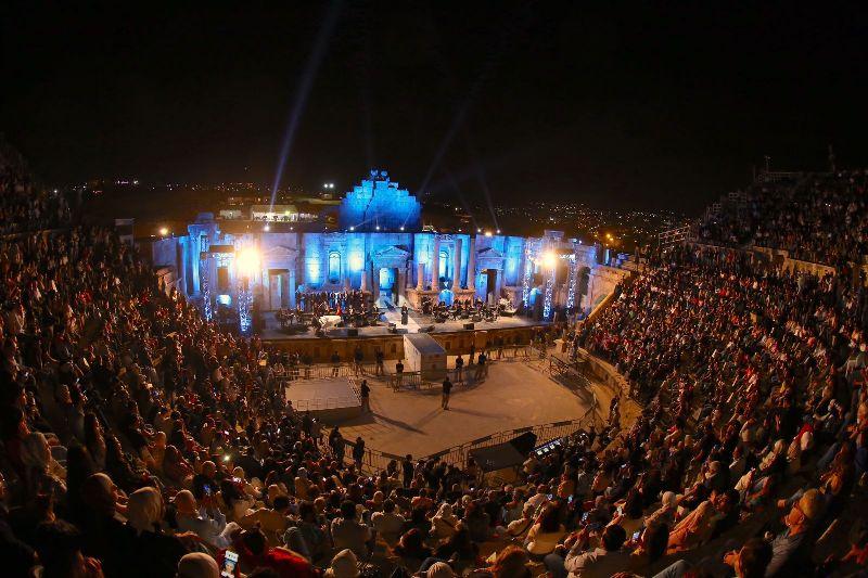 ماجدة الرومي في مهرجان جرش