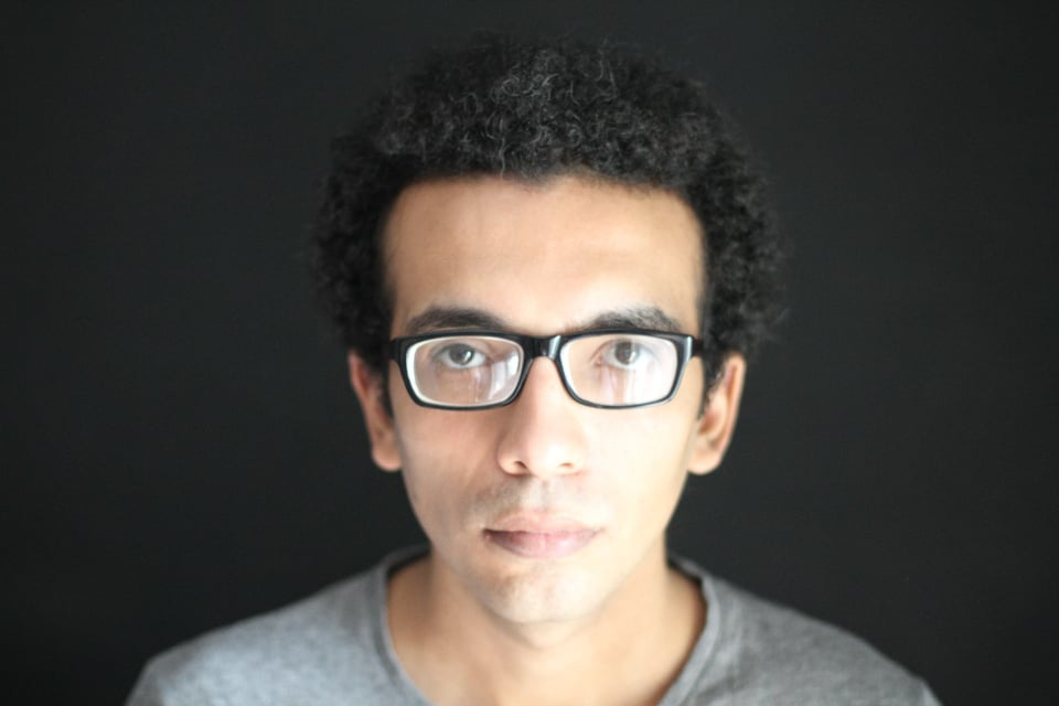 المخرج محمد لطفي