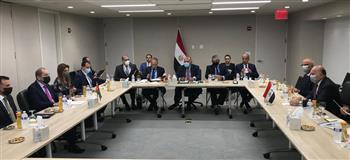 اجتماع-مصري-ـ-أردني-ـ-عراقي-بنيويورك-في-إطار-آلية-التعاون-الثلاثي-