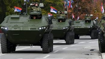 صربيا-ترفع-الاستعدادات-القتالية-للقوات-على-الحدود-مع-كوسوفو