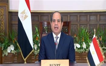الرئيس-السيسي-مصر-باتت-إحدى-أكبر-الدول-تنفيذا-لبرنامج-التغذية-المدرسية-في-المنطقة-