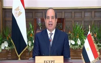 الرئيس-السيسي-مصر-سارعت-للقيام-بدور-فعال-في-التحضير-لقمة-النظم-الغذائية-وطنيا-وإقليميا-