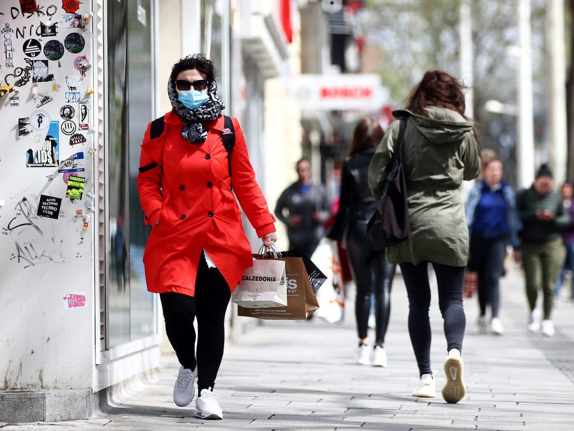 النمسا تسجل  إصابة جديدة بفيروس كورونا