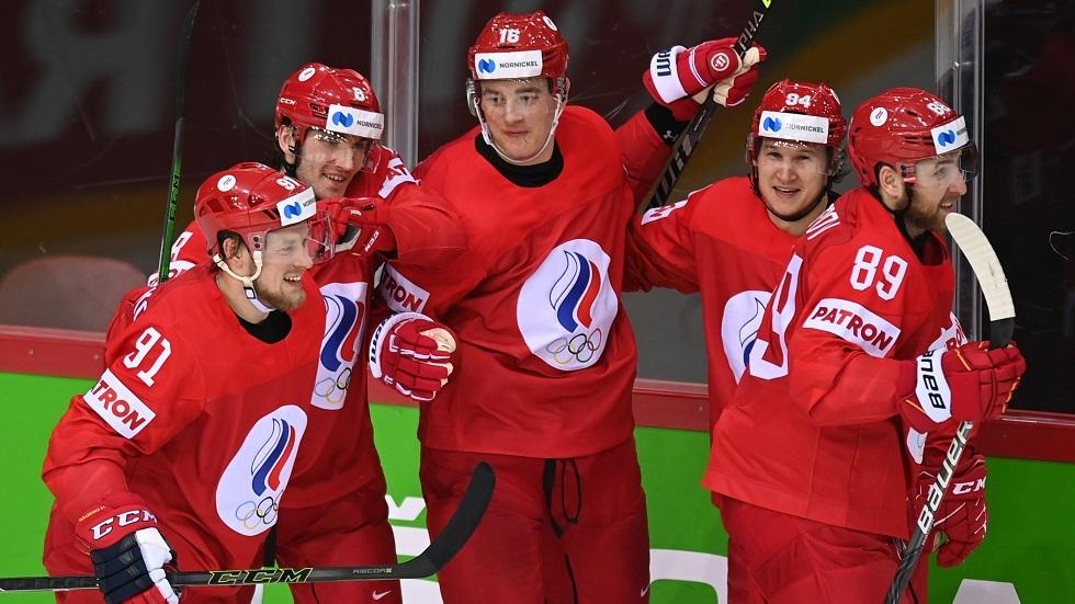 زناروك يعود لقيادة المنتخب الروسي لهوكي الجليد