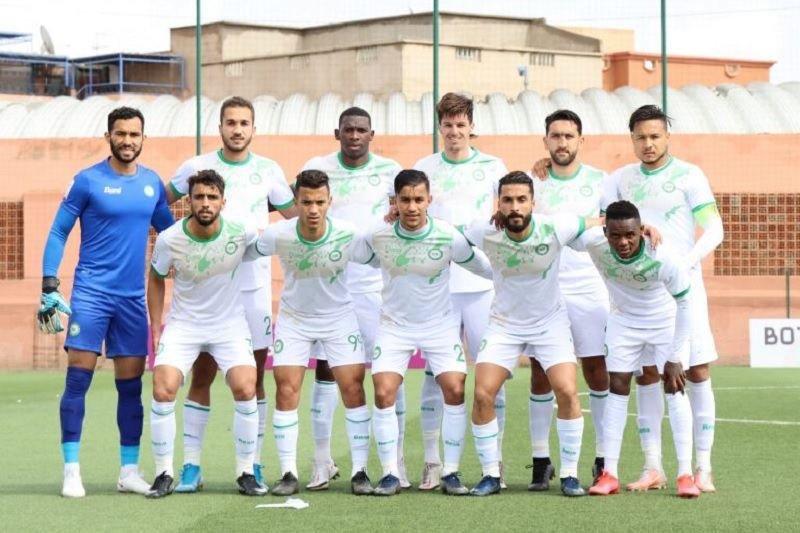 أولمبيك خريبكة يفوز على اتحاد طنجة في الدوري المغربي