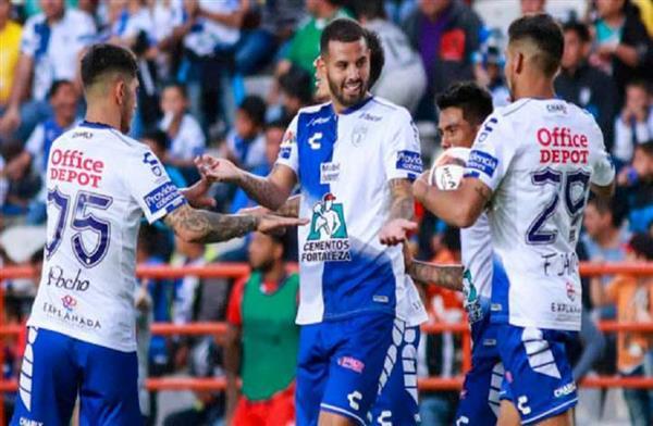 باتشوكا يهزم نيكاكسا في الدوري المكسيكي