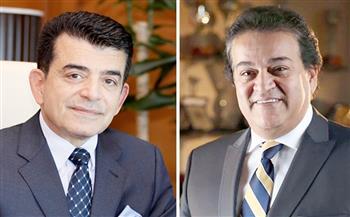 المدير-العام-للإيسيسكو-يحضر-اجتماع-المجلس-الأعلى-للجامعات-المصرية