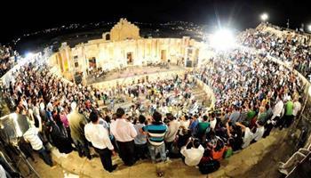 أمسيات-للقصة-وللشعر-النبطي-في-quot;مهرجان-جرش-للثقافة-والفنونquot;-بالأردن