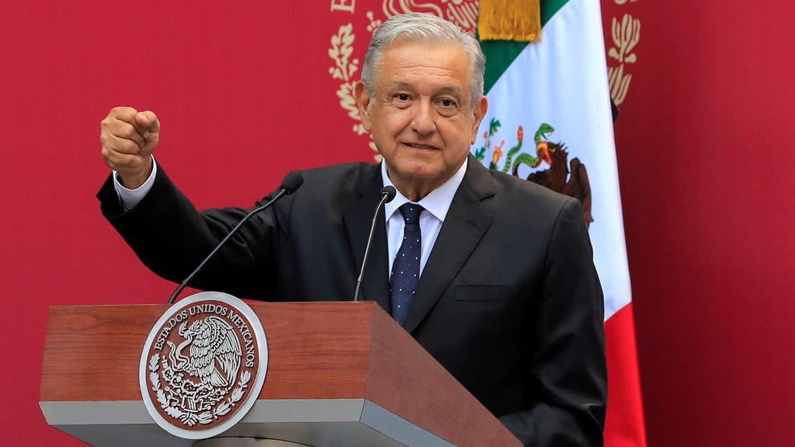 الرئيس المكسيكي لا نريد تحويل بلادنا لتكون  مخيمًا للمهاجرين
