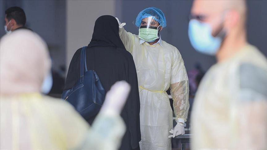 الإمارات  إصابة جديدة بكورونا والإجمالي يرتفع إلى  ألف حالة