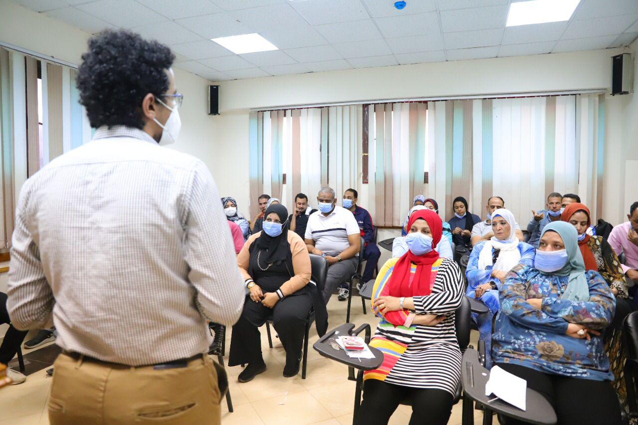 وزارة الشباب تنظم ورشة عمل لمنسقي مكتب ذوي القدرات والهمم بالتعاون مع الوكالة الألمانية للتعاون الدولي GIZ