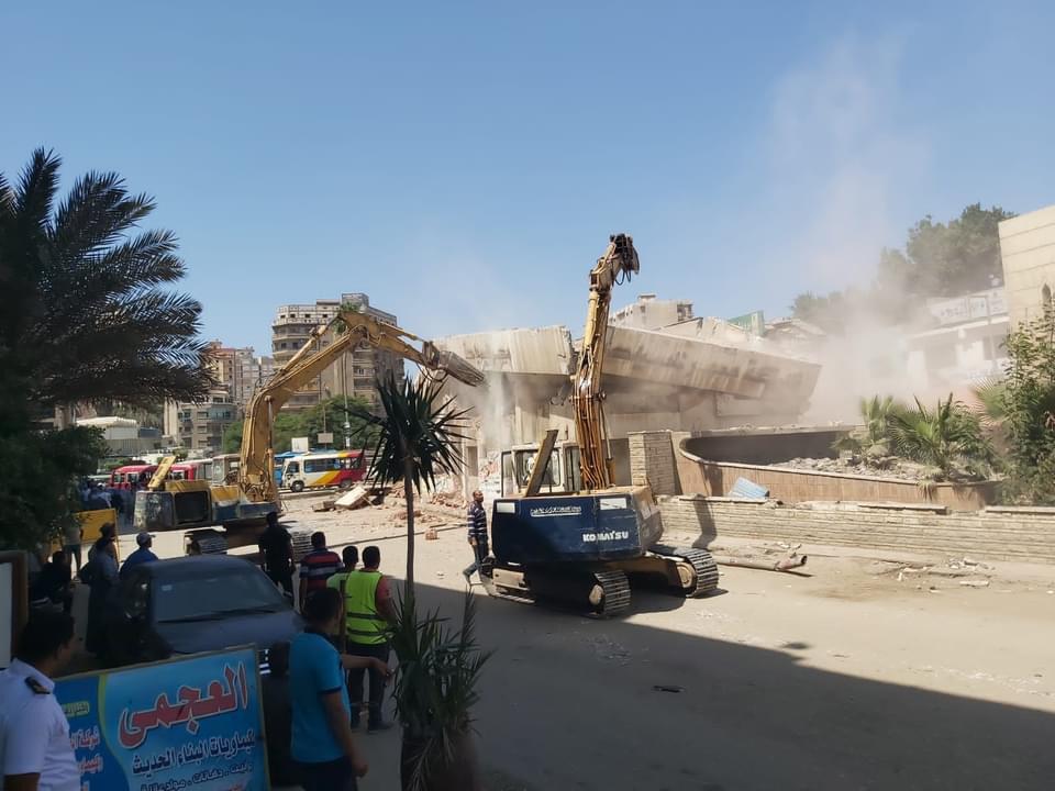 محافظة الدقهلية إزالة  حالة تعد منذ بدء الموجة الـ  | صور