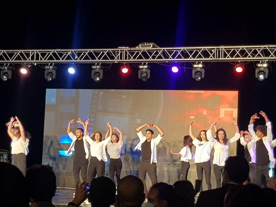 حفل افتتاح  مهرجان الإسكندرية السينمائي
