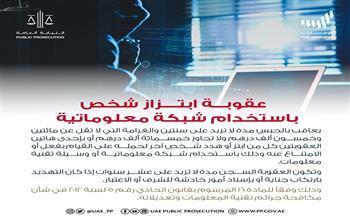 -الحبس-وغرامة-مالية-ضخمة-عقوبة-الابتزاز-الإلكتروني-في-الإمارات
