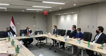 وزير-الخارجية-يؤكد-عمق-العلاقات-الإستراتيجية-مع-الولايات-المتحدة-|صور