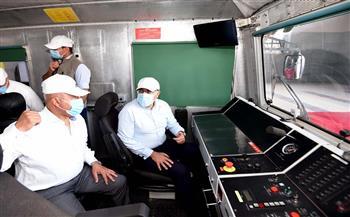 رئيس-الوزراء-القطار-الكهربائي-الخفيف-سيكون-جاهزًا-مع-افتتاح-العاصمة-الإدارية