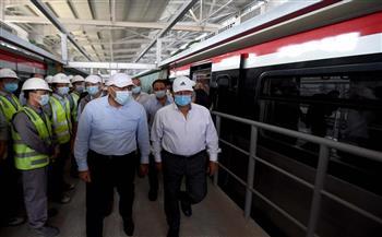 مدبولي-سعيدٌ-بشباب-مصر-الذين-يديرون-quot;القطار-الكهربائيquot;-فهم-نواة-لكوادر-مصرية-تتولى-المسئولية-بجدارة