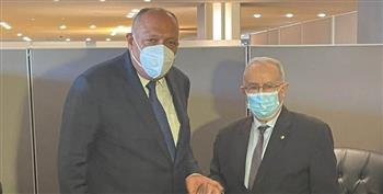 وزير-الخارجية-يلتقى-نظيره-الجزائرى-بنيويورك--