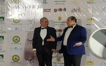 وصول-الفنان-خالد-الصاوي-لحضور-حفل-افتتاح-quot;مهرجان-الإسكندرية-السينمائيquot;-|-صور